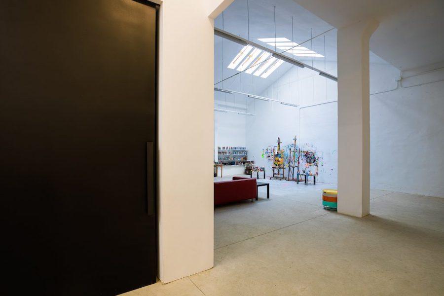 reforma galeria arte zaragoza