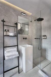 microcemento reforma baño